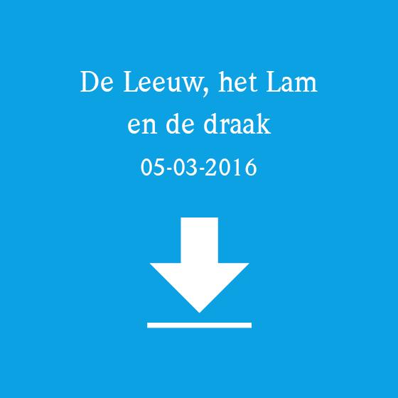 20160305-leek-rené_malgo_-_De_Leeuw,_het_Lam_en_de_draak