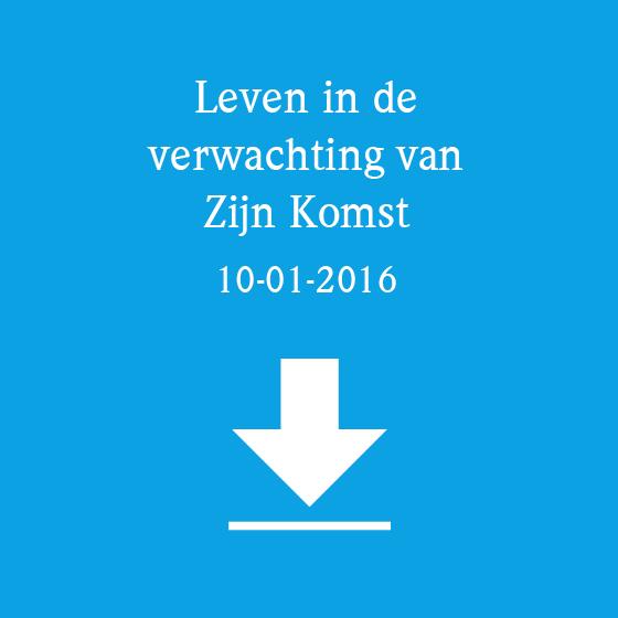 20160110-Bunschoten-norbert_lieth_-_leven_in_de_verwachting_van_Zijn_Komst