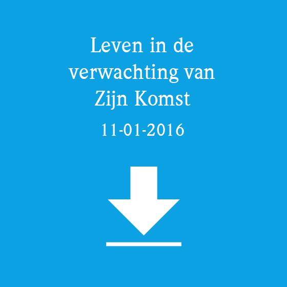20160111-Andel-Norbert Lieth-_leven_in_de_verwachting_van_zijn_komst
